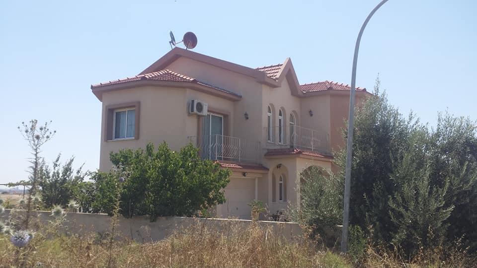 4+1 Villa Boğaz İskele